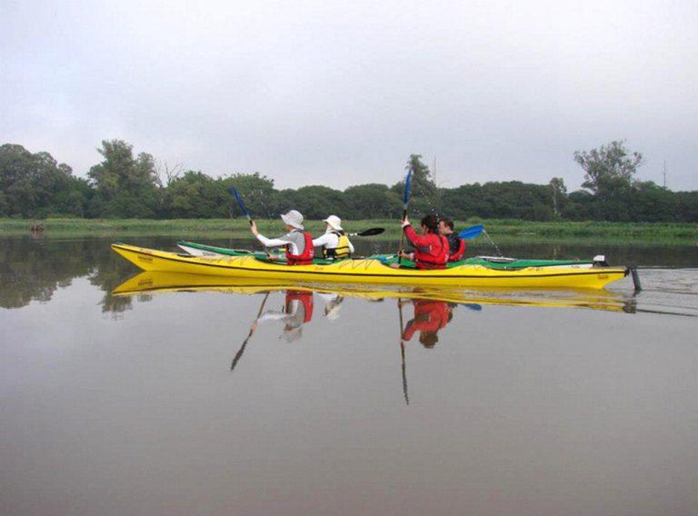 Galeria de fotos Trajeto das Ilhas - Kayaktrip