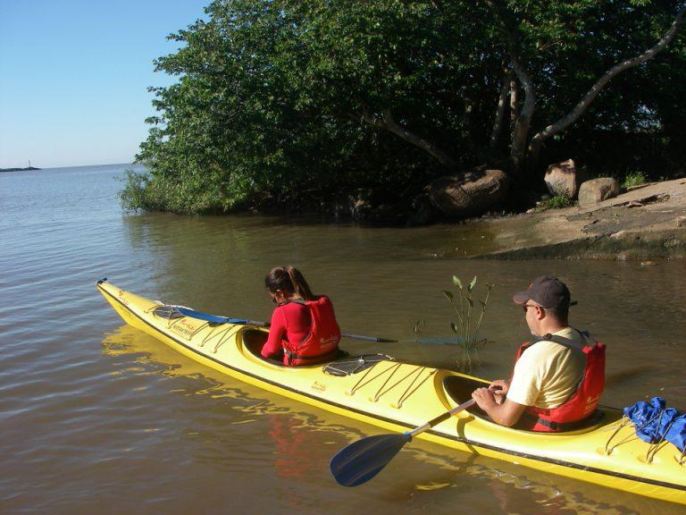 Galeria de fotos Trajeto de Ipanema - Kayaktrip